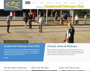 Camberwell Petanque Club