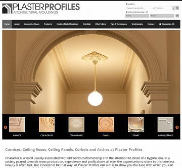 Plaster Profiles